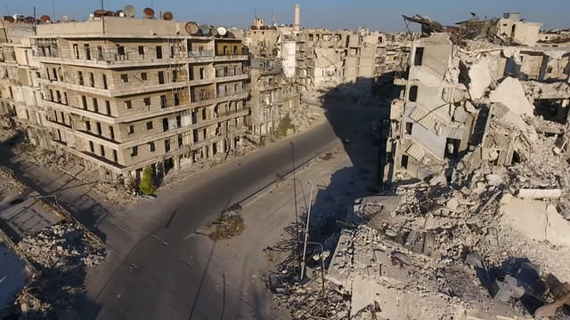 Syrian Civil War Enters 8th Anniversary, Coming up on 30th