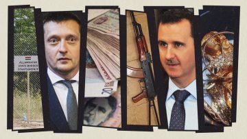 The Trump Effect: Europe defying American Assad sanctions.