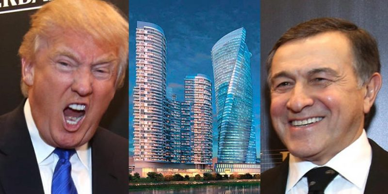 Trump Putin Ass Kissing: To Build Trump Tower in Moscow