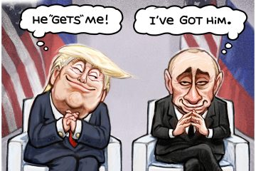Trump Putin Future Meeting to Skripal Mueller