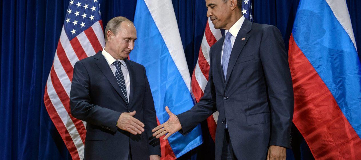 Wimpy Barack Obama Refused to Punish Putin for Meddling