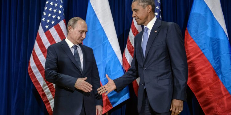 Wimpy Barack Obama Refused to Punish Putin for Meddling