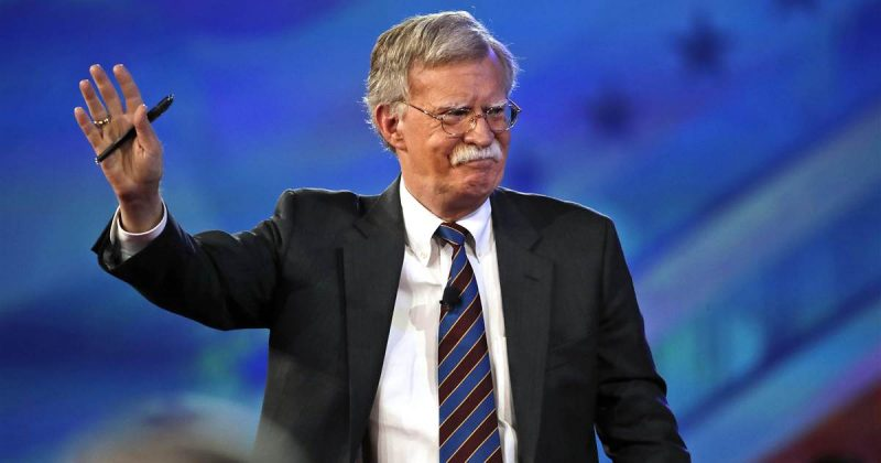 With John Bolton's Appointment, Kiss Iranian Mullahs Goodbye