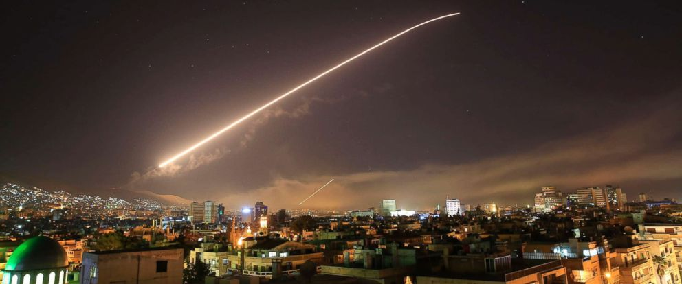 Allies Limited Attack Provides Assad Green Light to Kill Using Conventional Weapons