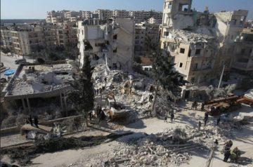 Assad Blocking United Nations Douma Entry Using Terror