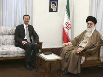 Assad Consolidating Financial Powers Just Like Khomeini Did