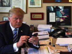 Falafel Heard Trump Putin Phone Call