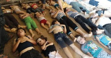 France Says Has Proof of Syrian Chemical Attack
