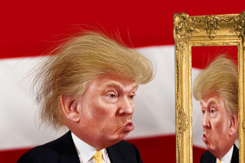 Nine Narcissistic Personality Disorder Traits Trump Exhibited All of Them