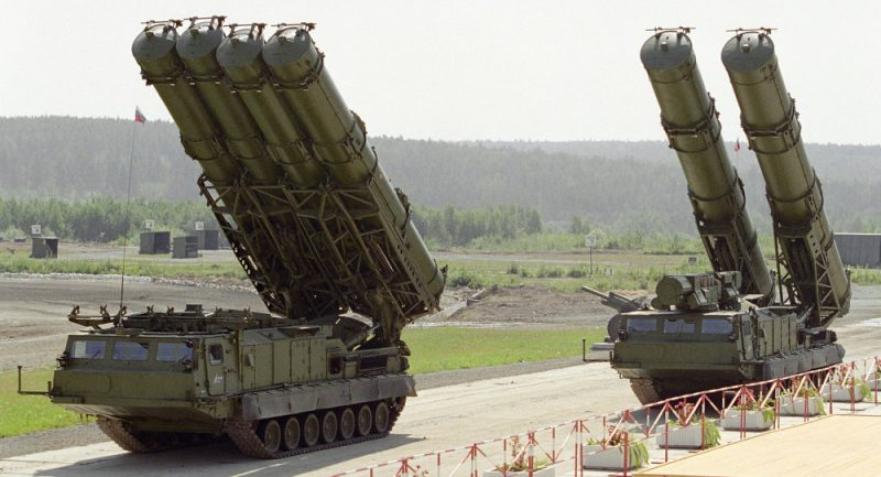 Putin Installing S-300 in Syria May Start a Major War
