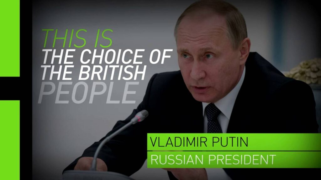 Putin Propaganda Machine RT Faces Seven Investigations in Britain