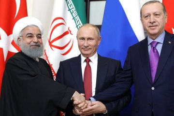 Three Foreign Powers Meet to Divide Syrian Loot, Land, and Line
