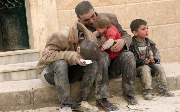 US State Department Syria Human Rights Report 2017