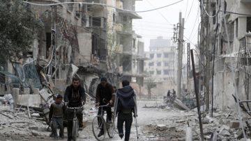 Facebook Increased Violent Posts Sign of Assad War on Civilians