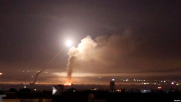 Israel Strikes IRGC Military Installations Kills 42 in Syria