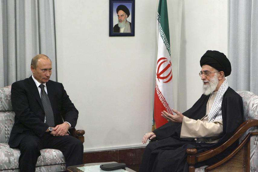 Putin Wants Iran Syria Exit. How Will Iran Respond?