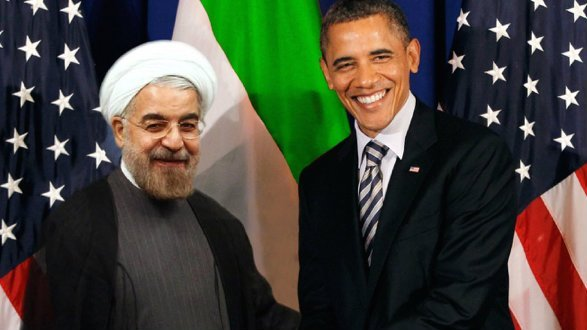 Trump Iran big blow shows Obama how to fight terror