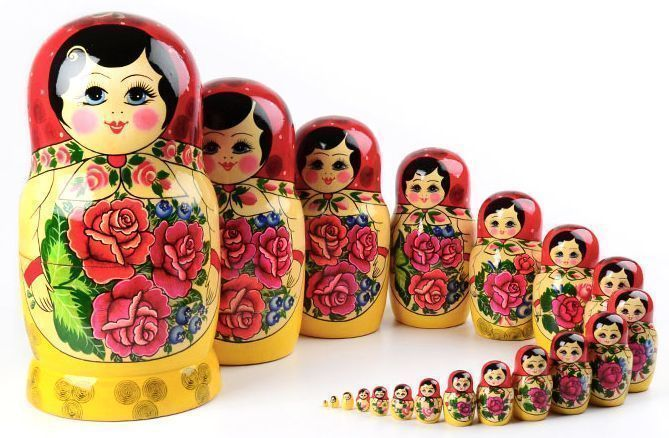 Babushka Dolls Goals: Why Syria's War Will Continue