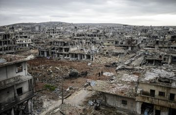 Falafel Interviews Syria Reconstruction Donors