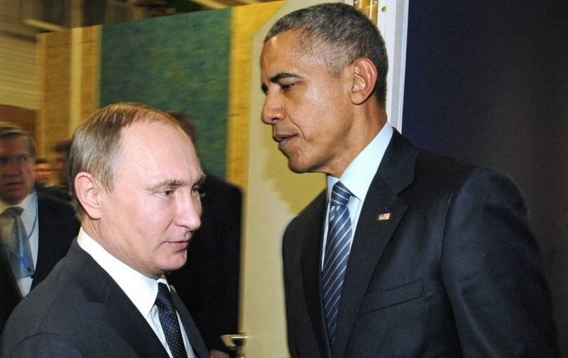 Obama Opened Door for Russia to Control Middle East