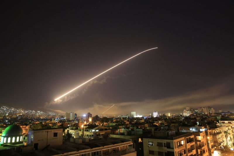 When Trump Syria Red Line Turned into a Red Lipstick Kiss
