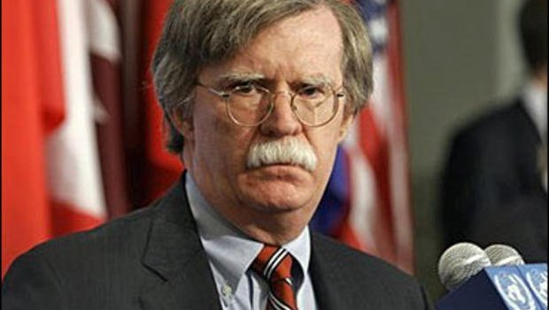 Bolton New Iran Policy Will Defang the Ayatollah Terrorists