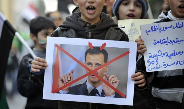 New Syria Policy to Dismantle Assad Dynasty