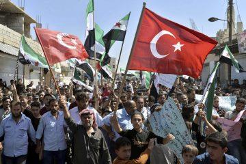 Premature Idlib Saving Celebrations