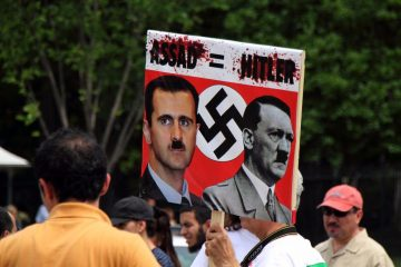 When Fear of Islamism Trumps Fear of Hitlerism