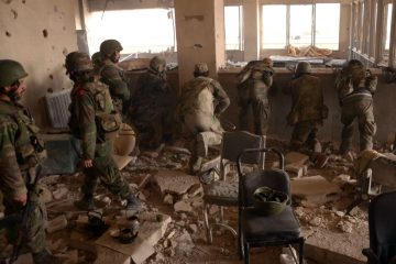 Assad Desperation Rebuilding Syrian Army