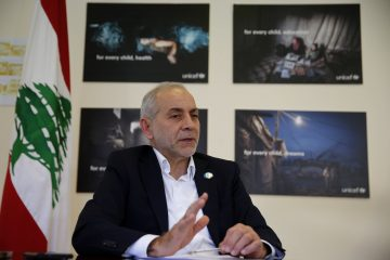 Assad Terror Slows Refugees Return Says Lebanon Minister