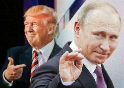 Trump Putin Secret Meeting Results in Syria Withdrawal