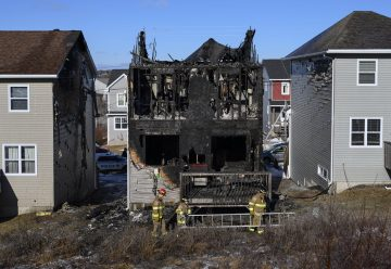 Syrian Children Face Calamity in Nova Scotia