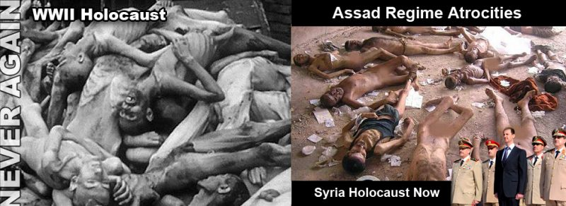 Terrorist Assad Regime Speaks Legalize