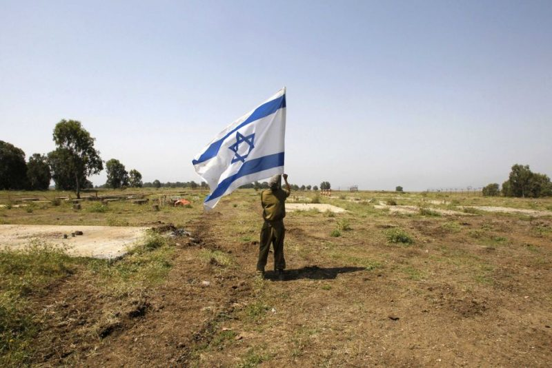 Cry For Me Syria As Israel Carves Out Its War Booty