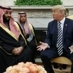 Evil Trump Twin Mohammad bin Salman Tortures Americans