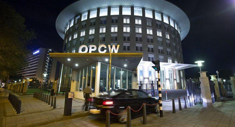 OPCW Confirming Assad Dropped Chlorine Gas on Civilians