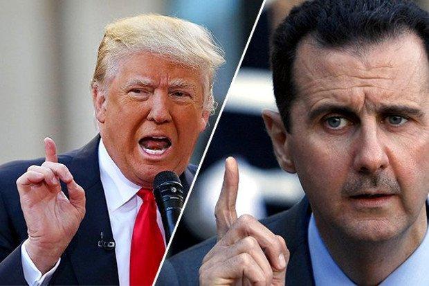 Similarities Between Trumpism and Assadism