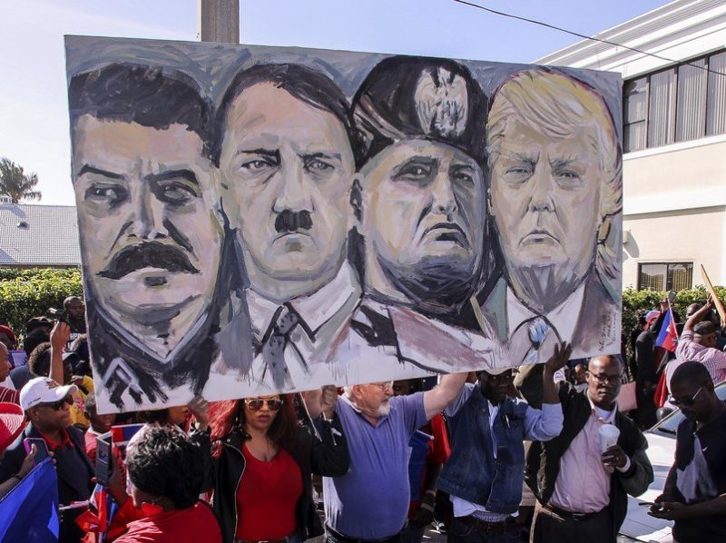 Trump Germany Circa 1933 Is Upon America