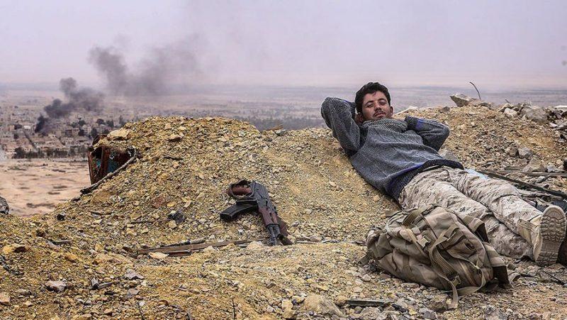 Assad Army Composition of Forced Conscription