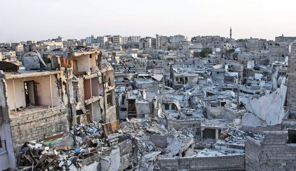 Fifty Year Syrian Civil War On Our Hands
