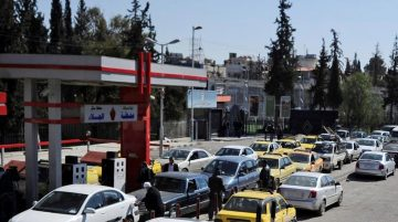 Fuel Shortages Cripple Damascus and Beyond