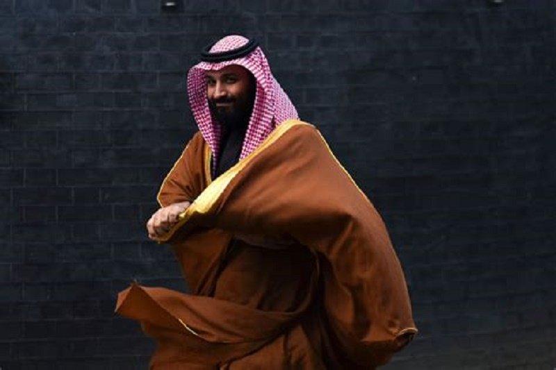 Mohammad bin Salman Evil Spreads Like Cancer