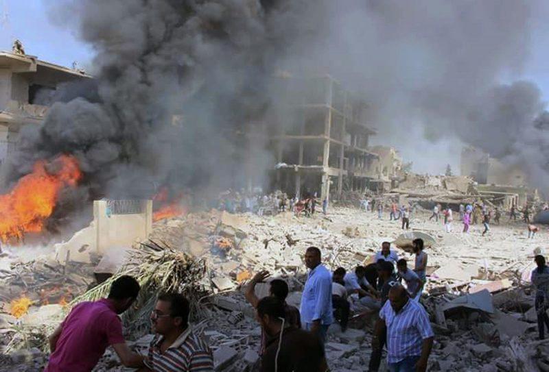 Syrian Civil War Goes Underground
