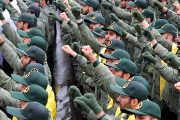 Trump Designates IRGC Terror Organization