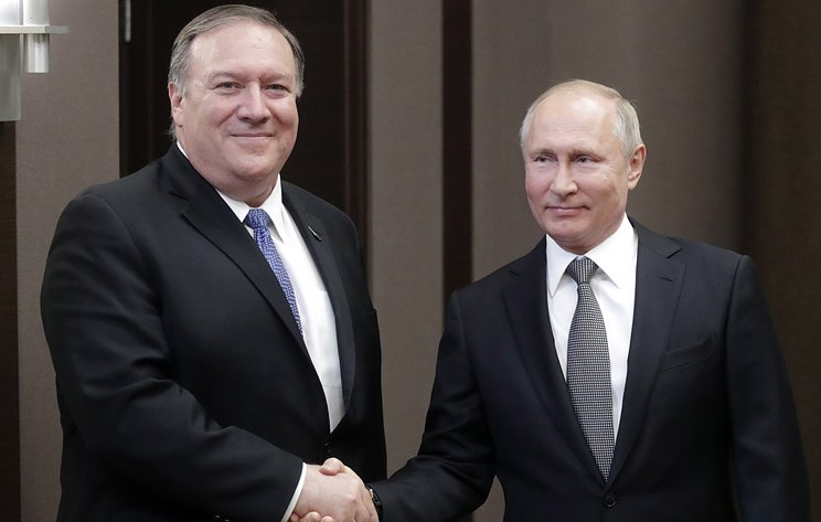 Did Pompeo Capitulate to Russian Demands on Syria?