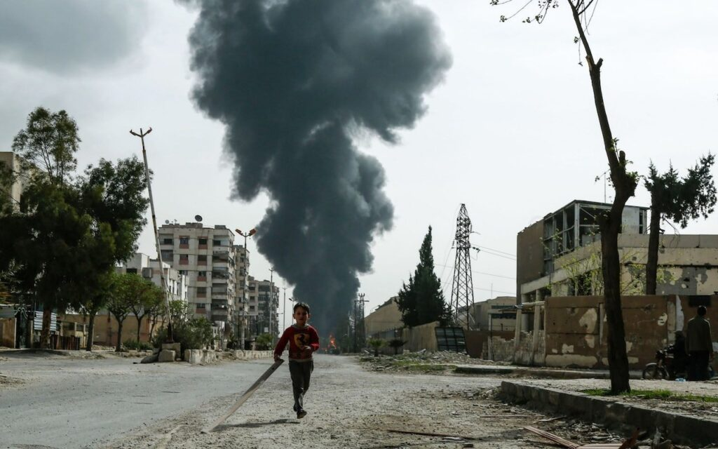 Is the United Nations Implicit in Killing Syrian Civilians for Fund Raising?