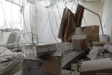 Russia Bombed Idlib Hospitals to Prevent Future Use