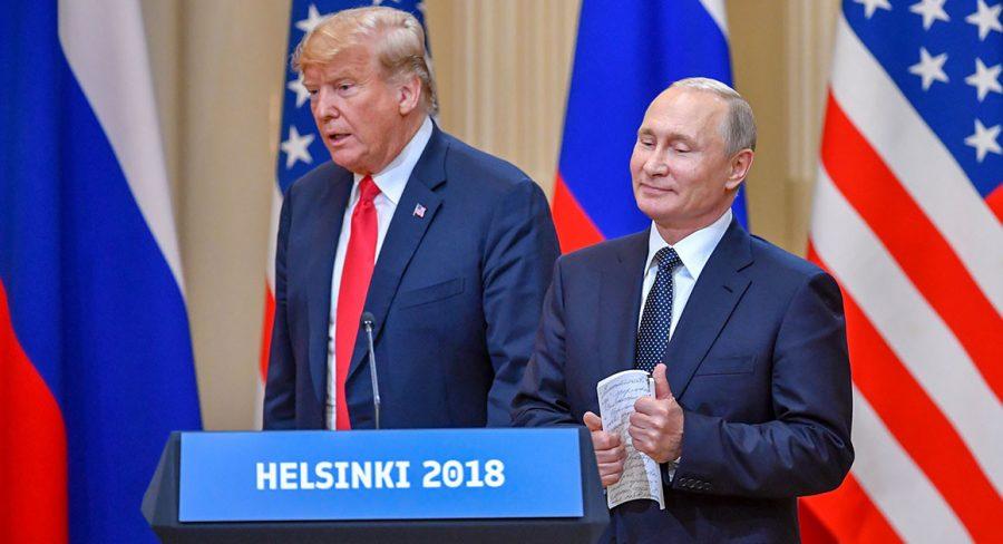 A Vote For Trump is a Vote For Putin