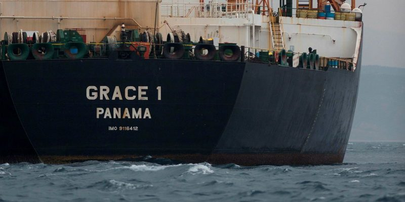Britain Could Release Iranian Oil Tanker